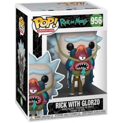 Фигурка Funko POP! Rick & Morty: Rick with Glorzo