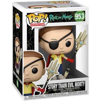 Фигурка Funko POP! Animation Rick and Morty: Morty