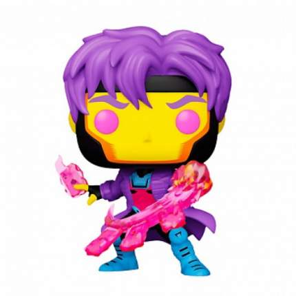 Фигурка Funko POP! Black Light: Gambit