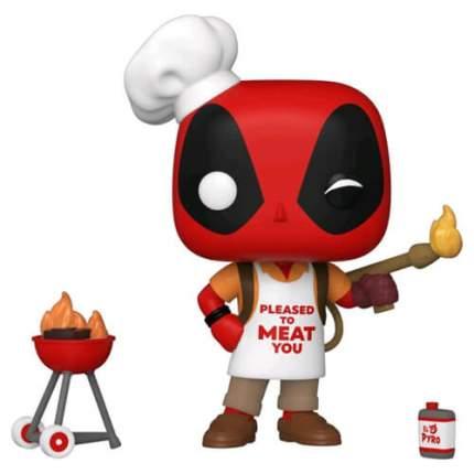 Фигурка Funko POP! Deadpool 30th: Backyard Griller Deadpool