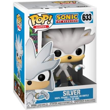 Фигурка Funko POP! Sonic 30th: Silver the Hedgehog