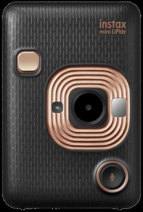 Фотоаппарат моментальной печати Fujifilm Instax Mini Liplay EX D Dark Gray