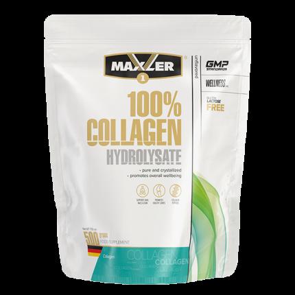 Коллаген MAXLER 100% Collagen Hydrolysate 500 грамм