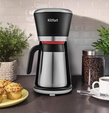 Кофеварка капельного типа Kitfort KT-733