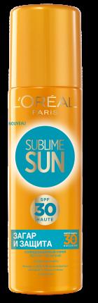 Солнцезащитное средство L'Oreal Paris Sublime Sun
