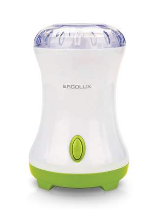 Кофемолка Ergolux ELX-CG01-C34 White