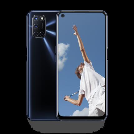 Смартфон Oppo A52 4+64GB Twilight Black (CPH2069)