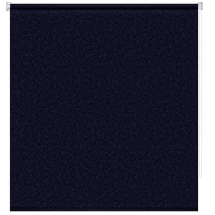 Рулонная штора Decofest Миниролл Айзен Сапфировый 100x160 160x100 см