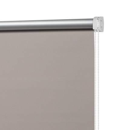 Рулонная штора Decofest Миниролл Блэкаут Какао с молоком 90x160 160x90 см