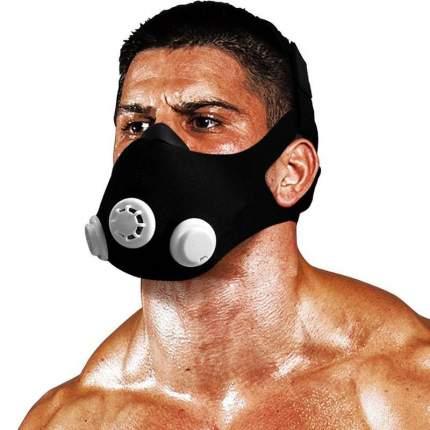 Тренировочная маска Motion Mask MA-836 черный