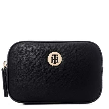 Поясная сумка женская Tommy Hilfiger AW0AW07669 черная