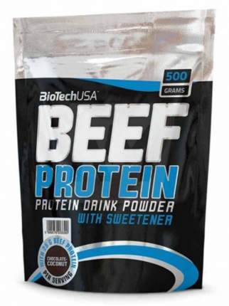 Говяжий протеин BioTech Beef Protein (ваниль), пробник 25г