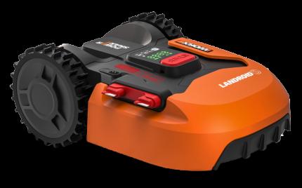 Газонокосилка-робот WORX Landroid WR130E