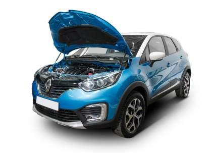 Газовые упоры капота АвтоУпор Renault Kaptur (вкл. Extreme) 2016-2020, 2 шт., UREKAP021