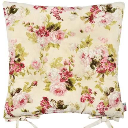 Декоративная подушка на стул с завязками Джульетта, Altali, 41x41см, P705-1852/2