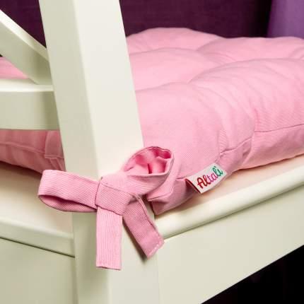 Декоративная подушка на стул с завязками Роза, Altali, 41x41см, P705-Z118/1
