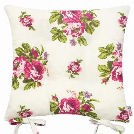 Декоративная подушка на стул с завязками Мелани, Altali, 41x41см, 705-2004/1