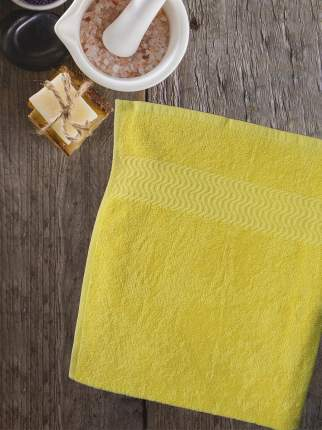 Полотенце Amore Mio AST Clasic 30x70 насыщенный желтый