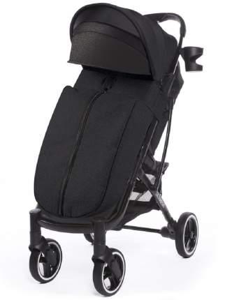 Прогулочная коляска Dearest 818 Plus Yoya Premium Set Black Black с накидкой на ножки