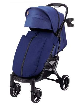Прогулочная коляска Dearest 818 Plus Yoya Premium Set Black Dark Blue с накидкой на ножки