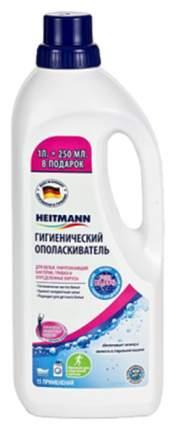 Heitmann гигиенический дезинфицирующий ополаскиватель для белья, 1250 мл. 4052400155374