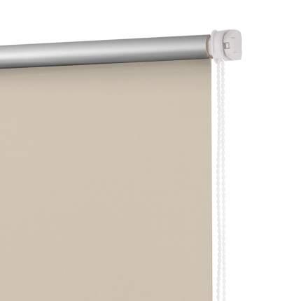 Рулонная штора Decofest Блэкаут Слоновая кость 60x160