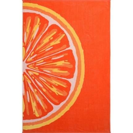Полотенце махровое Grapefruit 100х150 см, оранжевый, хлопок 100% 460 гр/м2 Cleanelly
