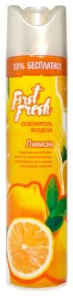 Освежители воздуха first fresh лимон 300мл