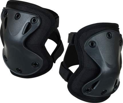 Защита колена и локтя Tactical Pro X-Form черная One Size