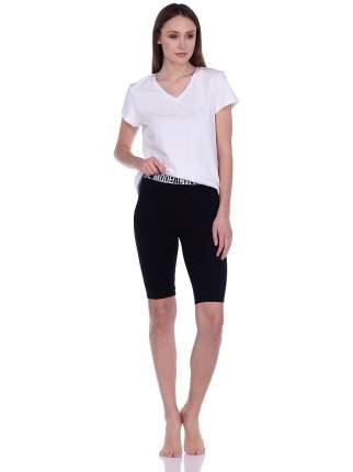 Спортивные шорты женские Modis M201U00509 черные 46 RU