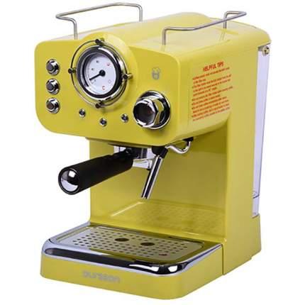 Кофеварка рожкового типа Oursson EM1500/GA