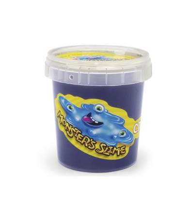 Слайм Kiki Monster's Slime, цвет: синий