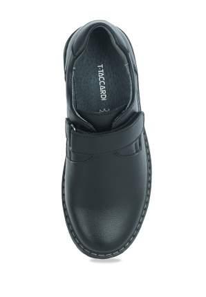 Туфли классические для мальчиков T.TACCARDI, цв. черный, р-р 33