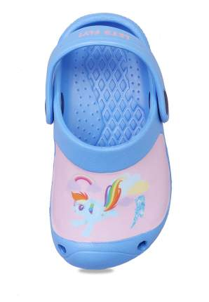 Сабо детские My little Pony, цв. синий р.28