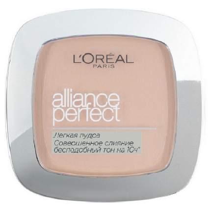 Пудра L`Oreal Paris Alliance Perfect R3 бежево-розовый