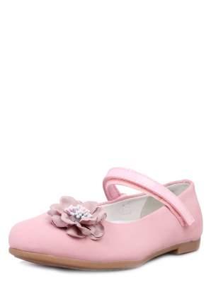 Туфли для девочек T.TACCARDI, цв. розовый, р-р 33