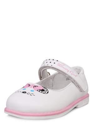 Туфли детские Honey Girl, цв. белый р.25