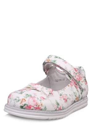 Туфли детские Honey Girl, цв. разноцветный р.25