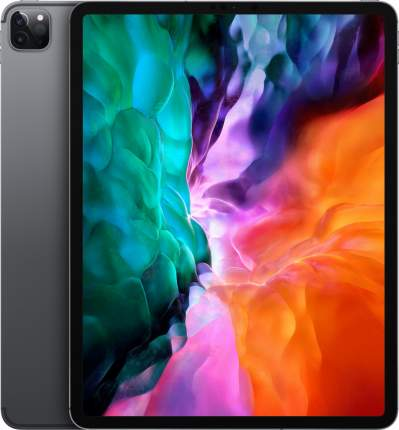 Планшет Apple iPadPro 12.9 (2020) 256 GB Wi-Fi + Cellular Space Grey (MXF52RU/A)