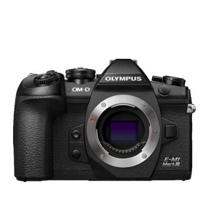 Фотоаппарат системный Olympus E-M1 Mark III Body Black