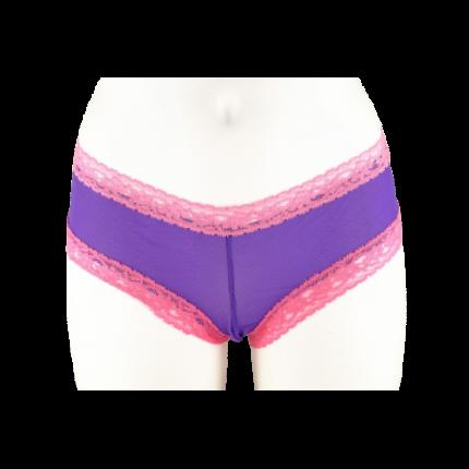 Трусики фиолетовые Baci Lingerie M