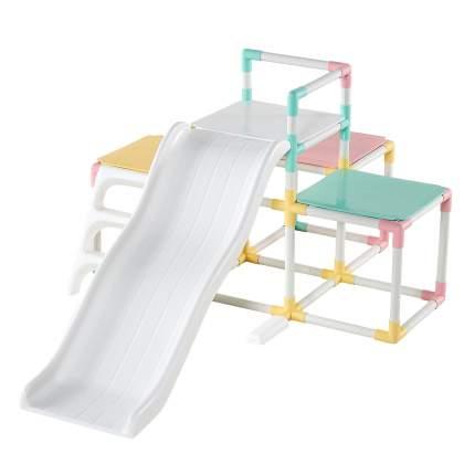 Детский игровой комплекс для дома и улицы Haenim Toy HN-771 детская горка с лазом