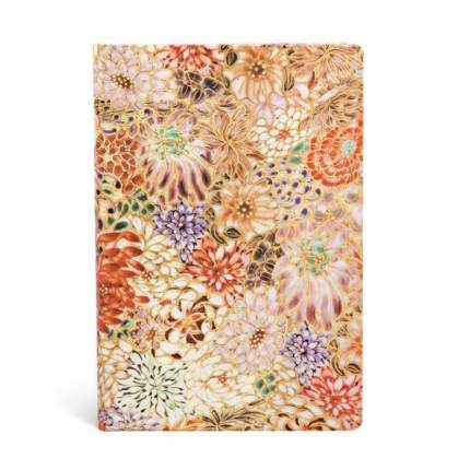 Записная книжка Paperblanks Michiko Miniatures Kikka Mini лин. 95*140мм, 176стр