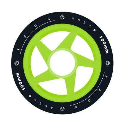 Колесо для самоката Xaos Mincer 100 мм зеленое