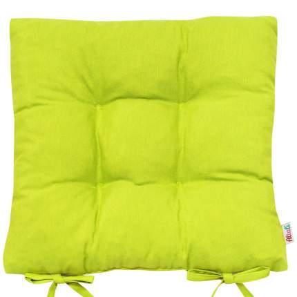 Декоративная подушка на стул с завязками Фисташио, Altali, 41x41см, P705-Z140/1