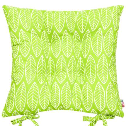 Декоративная подушка на стул с завязками Гербарика, Altali, 41x41см, 705-2009/1