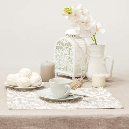 Декоративная салфетка на стол Арабеска, Altali, 40x30 см, P710-1839/1