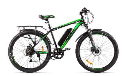 Электровелосипед Eltreco XT 800 New  (2021) (Зелёный)