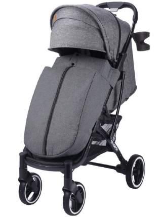 Прогулочная коляска Dearest 818 Plus Yoya Premium Set Black Grey с накидкой на ножки