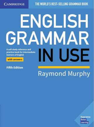 Книга English Grammar in Use Book with Answers: A Self-study Reference and Practice Boo...